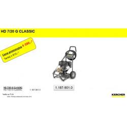 Myjka ciśnieniowa HD 7/20 G Classic