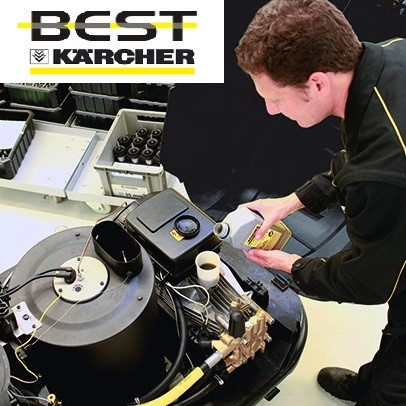 Best Karcher - Serwis